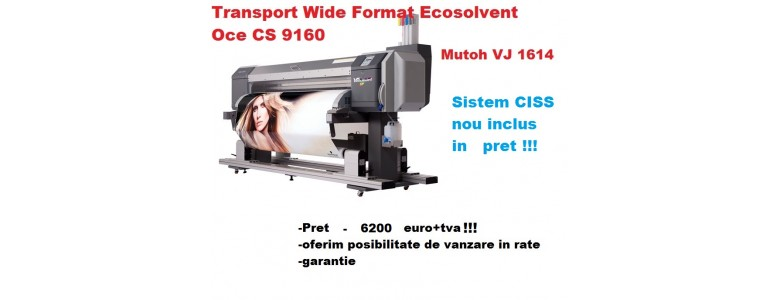 Oce CS 9160 (Mutoh Valuejet 1614)
